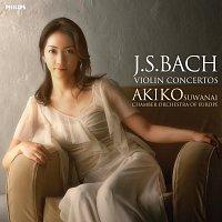 Akiko Suwanai, Chamber Orchestra Of Europe – Bach: Violin Concertos 1 & 2