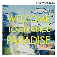 Přední strana obalu CD Welcome To Strange Paradise