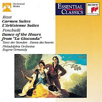 The Philadelphia Orchestra, Eugene Ormandy, Georges Bizet – Bizet: Carmen Suites No. 1 & No. 2, L'Arlésienne Suites No. 1 & No. 2, Dance of the Hours from La Gioconda