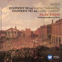"""André Previn – Haydn: Symphonies Nos 94 """"Surprise"""" & 104 """"London"""""""