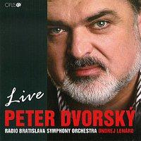 Peter Dvorský – Live / Symfonický orchester bratislavského rozhlasu, O.Lenárd