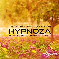 Přední strana obalu CD Hypnóza a studium angličtiny