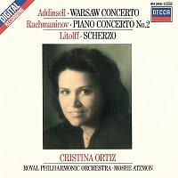 Cristina Ortiz, Royal Philharmonic Orchestra, Moshe Atzmon – Rachmaninov: Piano Concerto No. 2/Addinsell: Warsaw Concerto/Litolff: Scherzo