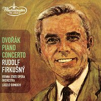 Rudolf Firkušný, Orchester der Wiener Staatsoper, Laszlo Somogyi – Dvorák: Piano Concerto; Overtures