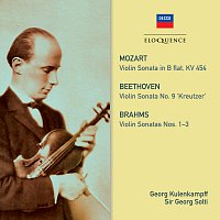 Georg Kulenkampff, Sir Georg Solti – Beethoven, Mozart, Brahms: Violin Sonatas