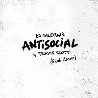 Ed Sheeran & Travis Scott – Antisocial (Ghali Remix)
