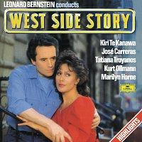 Přední strana obalu CD Bernstein: West Side Story - Highlights
