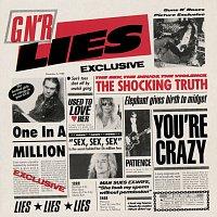 Přední strana obalu CD G N' R Lies