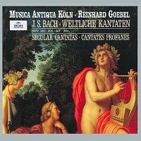 Dorothea Roschmann, Axel Kohler, Christoph Genz, Musica Antiqua Koln – Bach: Secular Cantatas, BWV 36c, 201, 206, 207, Quodlibet BWV 524