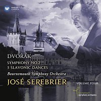José Serebrier – Dvorák: Symphony No. 2 & 3 Slavonic Dances
