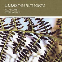 William Bennett, George Malcolm, Michael Evans – J. S Bach: The 6 Flute Sonatas