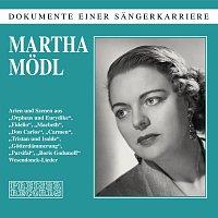 Martha Modl – Dokumente einer Sangerkarriere - Martha Modl