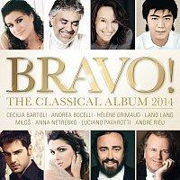 Přední strana obalu CD BRAVO! - The Classical Album 2014