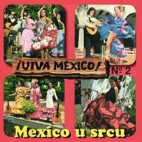 Přední strana obalu CD Mexico u srcu