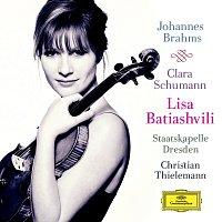Lisa Batiashvili, Staatskapelle Dresden, Christian Thielemann, Alice Sara Ott – Johannes Brahms / Clara Schumann – CD