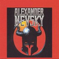 Přední strana obalu CD Alexander Nevsky