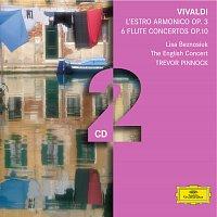 Lisa Beznosiuk, The English Concert, Trevor Pinnock – Vivaldi: L'estro armonico; 6 Flute Concertos