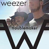 Přední strana obalu CD Troublemaker