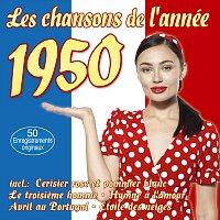 Různí interpreti – Les chansons de l'année 1950