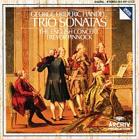 Lisa Beznosiuk, Michaela Comberti, Simon Standage, Anthony Pleeth, Trevor Pinnock – Handel: Trio Sonatas