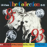 Přední strana obalu CD Lili & Susie/The Collection 85-93