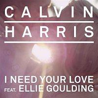 Calvin Harris, Ellie Goulding – I Need Your Love