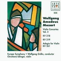 Christiane Edinger, Wolfgang Grohs – Mozart: Violin Concertos Vol. 2