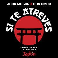 """Přední strana obalu CD Si Te Atreves [Canción Original De La Película """"Los Japón""""]"""
