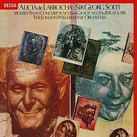 Alicia de Larrocha, London Philharmonic Orchestra, Sir Georg Solti – Mozart: Piano Concertos Nos. 25 & 27