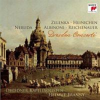 Přední strana obalu CD Dresden Concerti
