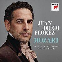 Juan Diego Flórez, Wolfgang Amadeus Mozart, Orchestra La Scintilla, Riccardo Minasi – Mozart – CD