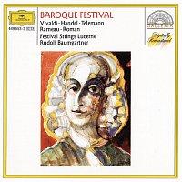 Wolfgang Schneiderhan, Claude Starck, Festival Strings Lucerne, Rudolf Baumgartner – Baroque Festival