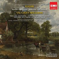 Vernon Handley – Elgar Enigma Variations, Vaughan Williams The Lark Ascending (The National Gallery Collection)
