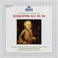 Thomas Brandis, Karlheinz Zoeller, Waldemar Doling, Wolfgang Bottcher – Mozart, W.A.: Sonatas K.10 - 15