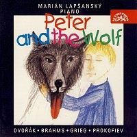 Marián Lapšanský – Péťa a vlk ... / Dvořák / Brahms / Grieg / Prokofjev /
