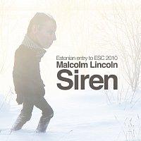 Přední strana obalu CD Siren