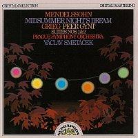 Symfonický orchestr hl.m. Prahy (FOK)/Václav Smetáček – Mendelssohn-Bartholdy, Grieg: Sen noci svatojánské - Peer Gynt