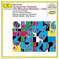 Boston Symphony Orchestra, Seiji Ozawa, Rafael Kubelík – Bartók: The Miraculous Mandarin; Concerto for Orchestra