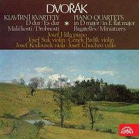 Různí interpreti – Dvořák: Klavírní kvartety, Maličkosti, Drobnosti, Gavota