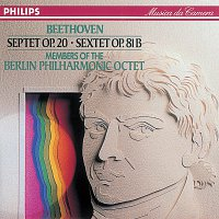 Berlin Philharmonic Octet, Manfred Klier – Beethoven: Septet in E flat/Sextet in E flat