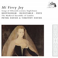The Medieval Ensemble Of London, Peter Davies, Timothy Davies – Mi Verry Joy
