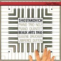 Beaux Arts Trio, Eugene Drucker, Lawrence Dutton – Shostakovich: Piano Quintet; Piano Trio No. 2
