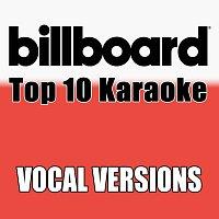 Billboard Karaoke – Billboard Karaoke - Top 10 Box Set, Vol. 5 [Vocal Versions]