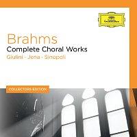 Carlo Maria Giulini, Gunter Jena, Giuseppe Sinopoli – Brahms - Complete Choral Works [Collectors Edition]