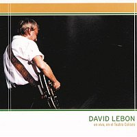 David Lebon – David LeBon - En Vivo En El Teatro Coliseo