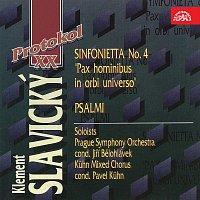Různí interpreti – Slavický: Symfonieta č. 4, Psalmi...
