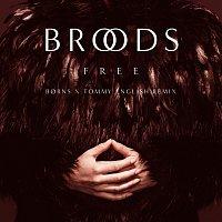BROODS – Free [BORNS X Tommy English Remix]