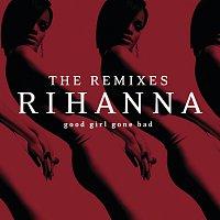 Přední strana obalu CD Good Girl Gone Bad: The Remixes