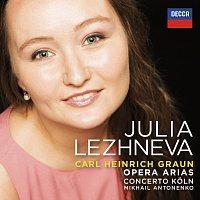 "Julia Lezhneva, Concerto Koln, Mikhail Antonenko – Graun: L'Armida, Act 3: ""La gloria t'invita"""