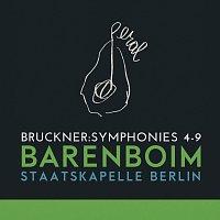 Staatskapelle Berlin, Daniel Barenboim – Bruckner: Symphonies 4-9